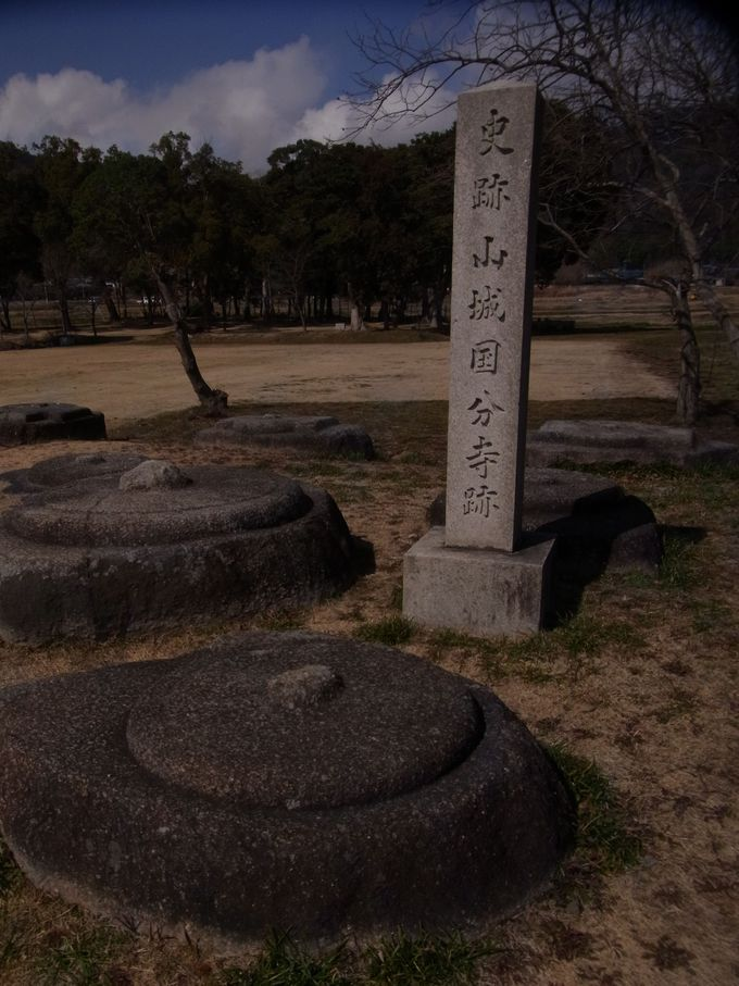 恭仁京跡(山城国分寺跡)