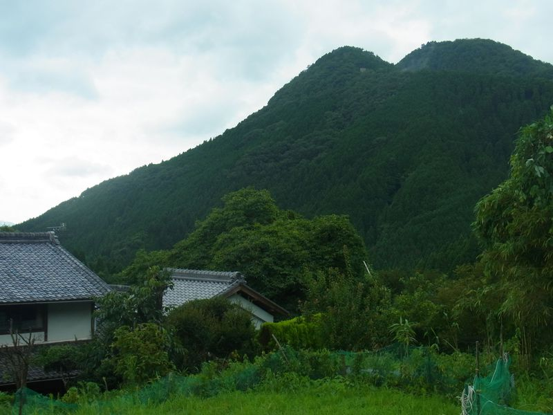 大和富士・額井岳山麓(奈良県)の秘められた名勝地をさぐる旅