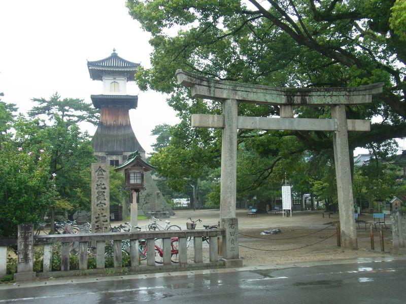 山中の海の神様「こんぴらさん」香川県・金刀比羅宮参りへ