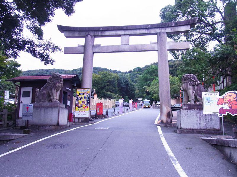 招魂社の原型・霊山護国神社(京都東山)と二年坂・八坂通