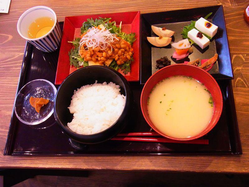 京都嵯峨野嵐山の新名所・カフェ&レストラン発酵食堂「カモシカ」