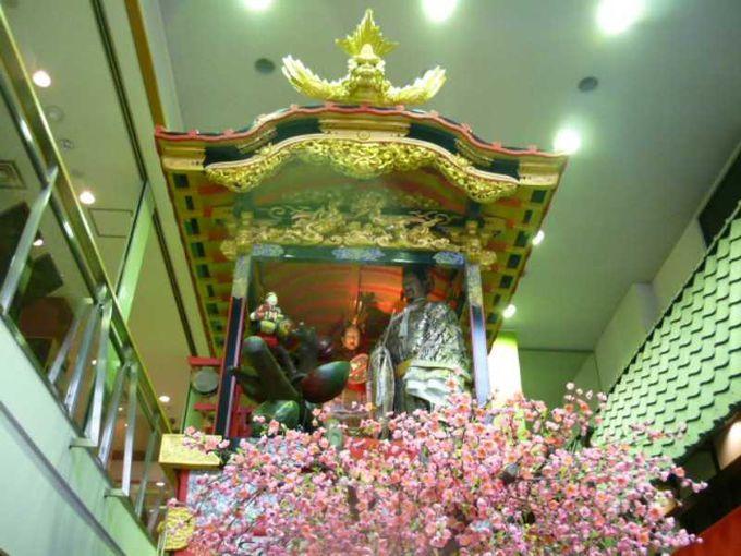 大津祭曳山展示館