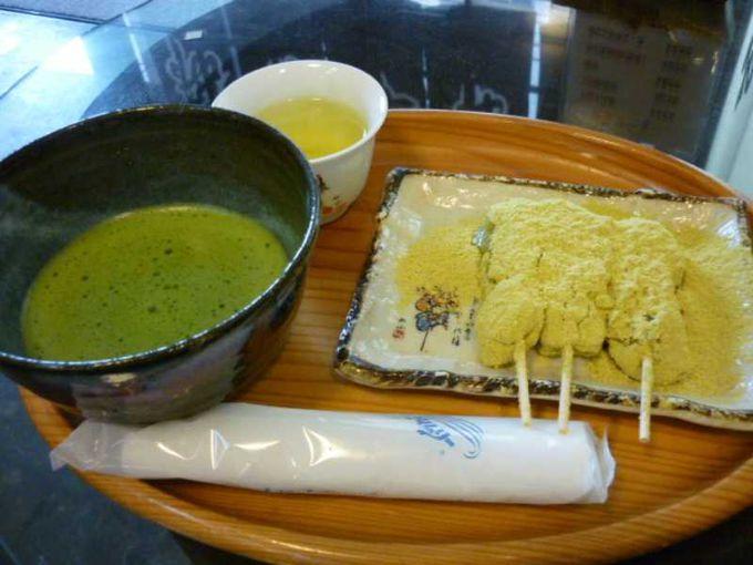 大津名物 三井寺力餅は出来たてのふわふわを食べたい!
