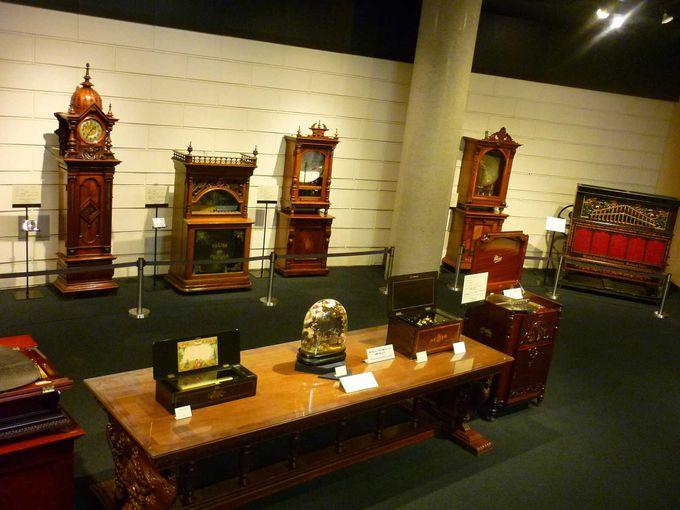 19世紀ヨーロッパの音色を堪能できる「那須オルゴール美術館」