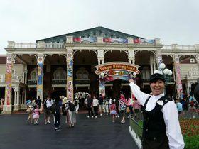 VIP体験!「東京ディズニーランド・ガイドツアー ようこそ!夢と魔法の王国へ」|千葉県|トラベルjp<たびねす>