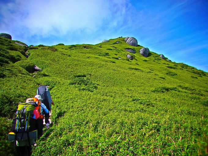 山登りはしっかり準備と計画を!