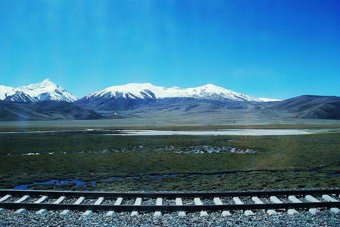 世界一の標高を走る青蔵鉄道でチベットへ!