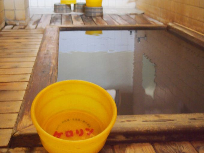 入っておきたい外湯その2〜八番湯:神明滝の湯