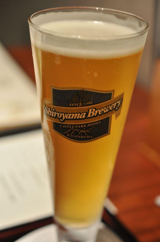 芋焼酎だけじゃない!流行のクラフトビールも熱い鹿児島!