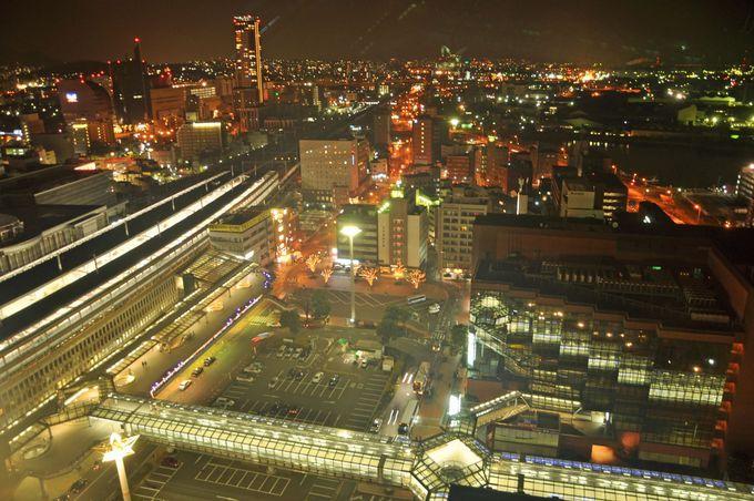美しい工場夜景で癒しを!リーガロイヤルホテル小倉で夜景を堪能!