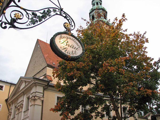 ミュルン修道院で造られている、伝統製法のビール