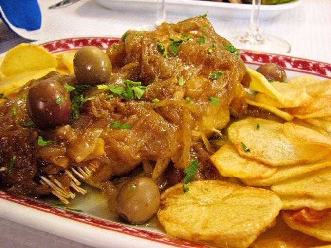 ポルトガルと言えば、バカリャウ!干しダラ料理は外せない!