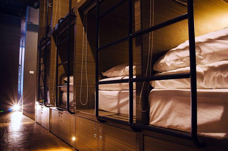 台北駅から徒歩3分「ミニイン(miniin)米尼旅店」は深夜到着時の仮眠に便利!