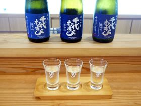 原画にゲゲゲ!境港「千代むすび酒造」の角打ちでちょい飲み|鳥取県|トラベルjp<たびねす>