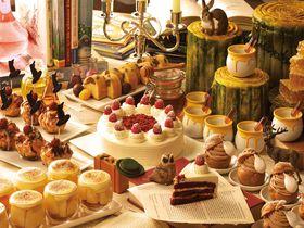 赤毛のアンのケーキも!ヒルトン名古屋「魔法の図書館」で、おとぎ話とマロンに浸る秋|愛知県|トラベルjp<たびねす>