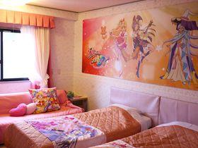 変身写真も無料!「白樺リゾート池の平ホテル」のプリキュアルームでキュアップ・ラパパ!|長野県|トラベルjp<たびねす>