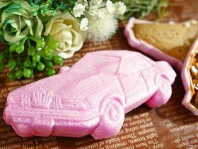 衝撃のビジュアル!ピンクくらうん最中がトヨタから幸せを運ぶ|愛知県|トラベルjp<たびねす>