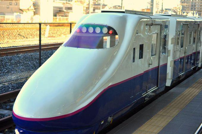 E2系新幹線なら、大宮鉄道博物館でも乗れる!?