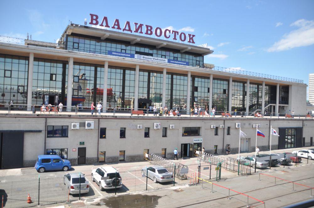 ウラジオストクへ行けるのは、DBSクルーズフェリー