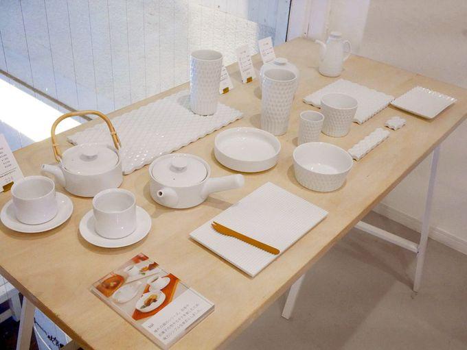 嬉野温泉街で、器とお茶を。肥前吉田焼「224 shop+saryo」