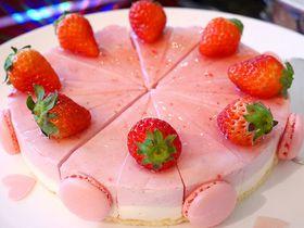ヒルトン名古屋をピンクに染める!ストロベリーブッフェ「ベリー・ベリー・ホテルの舞踏会」|愛知県|トラベルjp<たびねす>
