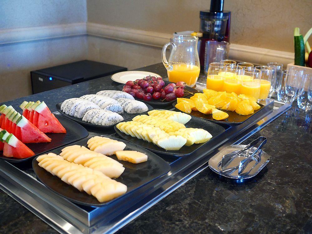 食べきれないほど豪華な、マジックキングダムクラブの朝食