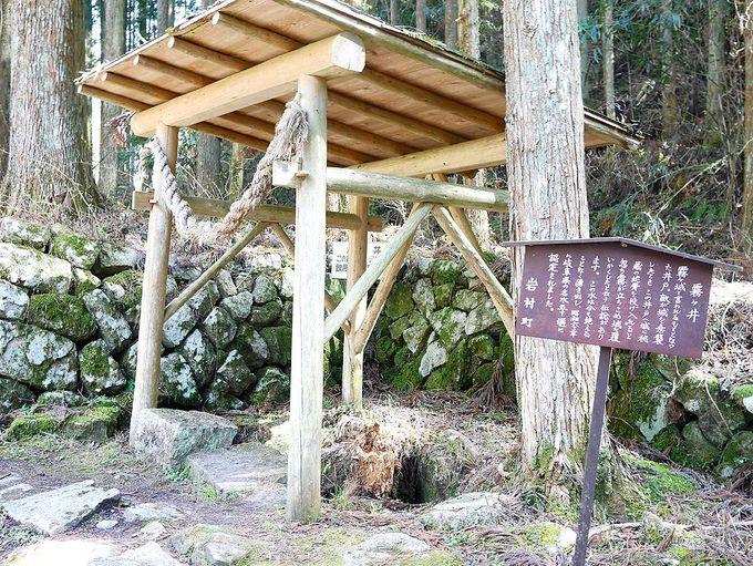 女城主がいた岩村城は、日本三大山城