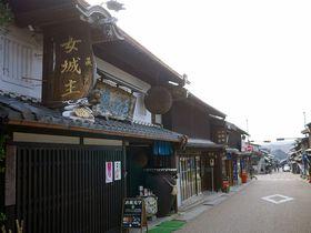 もうひとりの女城主がいた!岐阜・岩村で、歴史とグルメ散歩|岐阜県|トラベルjp<たびねす>
