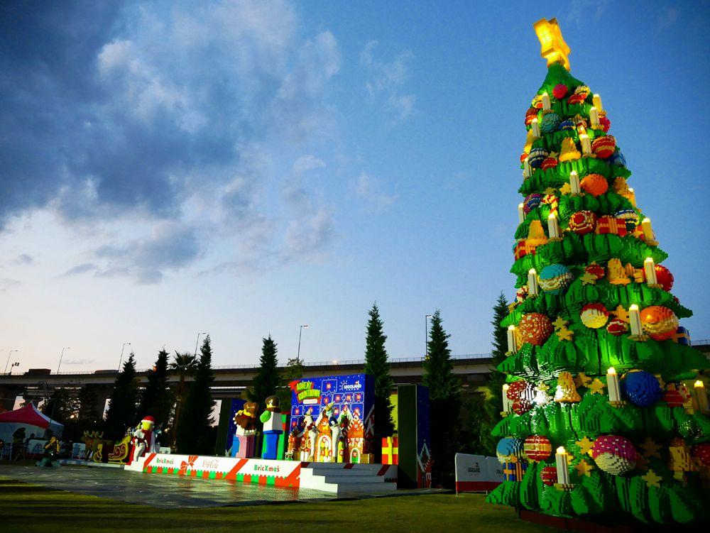 1C85B88AA9884DA2BD13AF8C76359D62 L - レゴランドジャパン初のクリスマスイベントも少し残念
