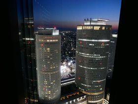 名古屋の地上44階!天空のビアガーデン「ステラ☆テラス」