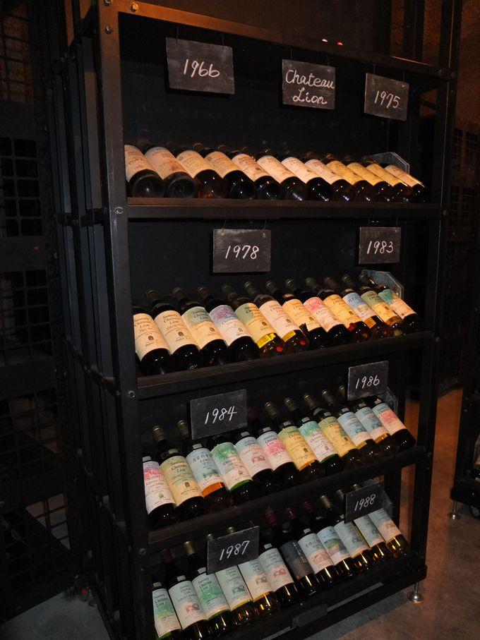 さらにワインショップで2種のワイン試飲♪