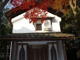 京都 洛北 詩仙堂。美しい紅葉と石川丈山の人生に出会う旅のすすめ