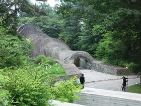 こんな教会見た事無い!自然の一部のような 軽井沢「石の教会」
