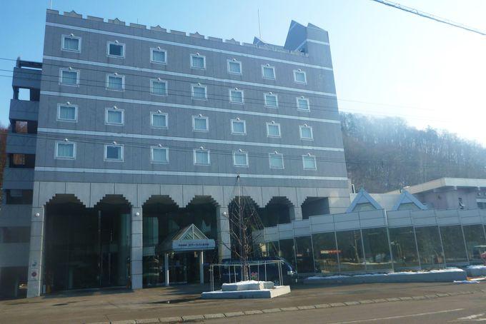 温泉宿泊施設、スターライトホテル