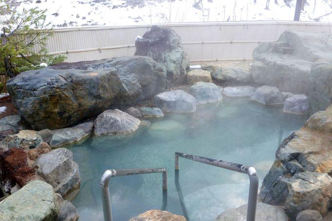 環境省が認めた北海道唯一の国民保険温泉地「芦別温泉」