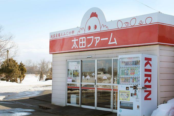 50年続く養鶏場、太田ファーム