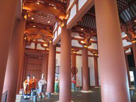 古代遺跡の上に立ち、大阪城が目の前に見える「大阪歴史博物館」で大阪の歴史を旅しよう!|大阪府|トラベルjp<たびねす>