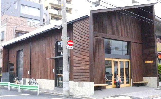 ALLPRESS ESPRESSO 東京ロースタリー & カフェ