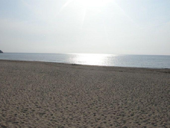 琴ヶ浜(鳴き砂海岸)