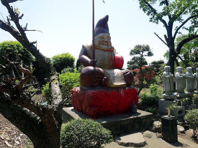 「尾花」の五眼山常楽寺