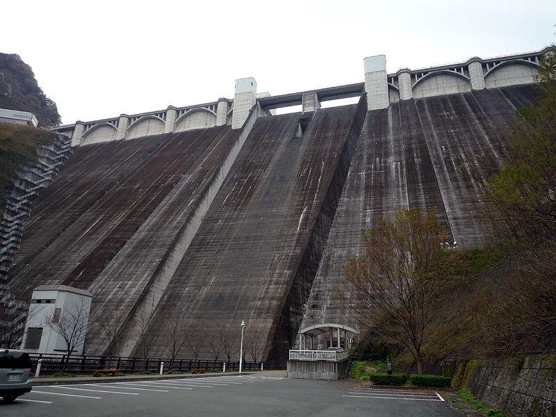 4.浦山ダム/埼玉