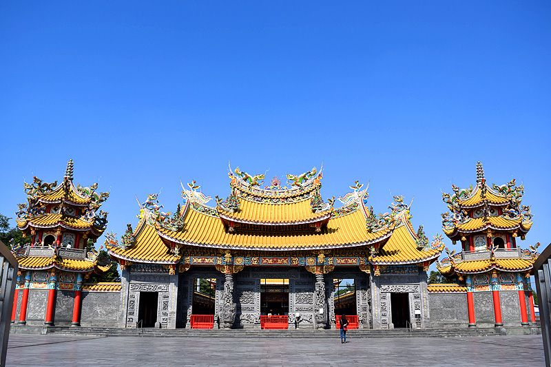 埼玉で台湾体験!? 西遊記のロケ地「聖天宮」