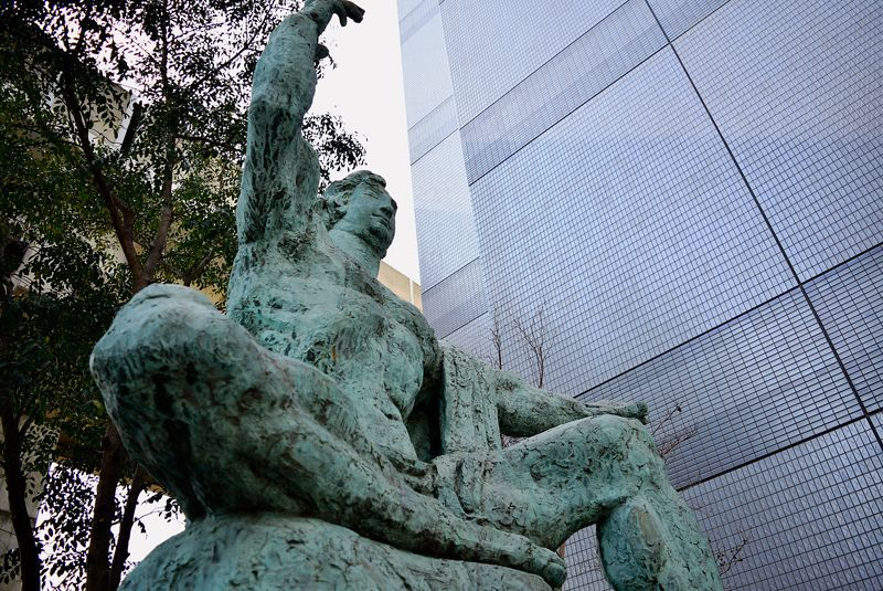 浅見光彦ミステリーウォーク!東京都北区の歴史アートスポット