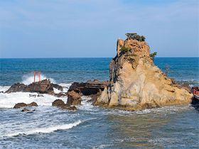 オーシャンブルーは永遠に!いわき四倉・素敵な海からの贈物|福島県|トラベルjp<たびねす>