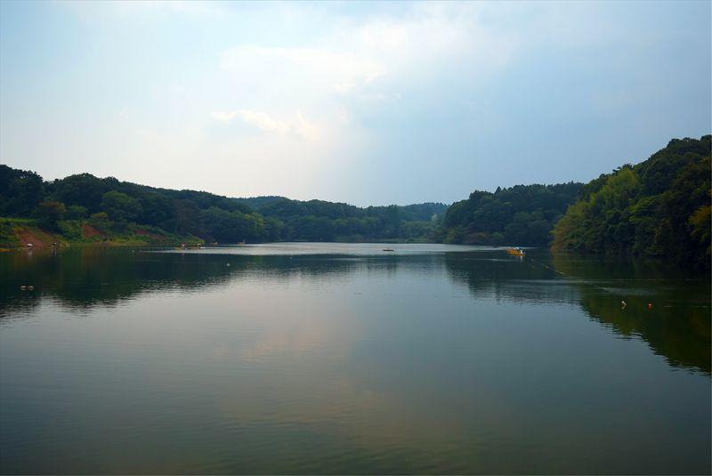 選ばれたのは飯能市「宮沢湖」