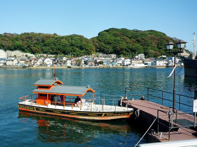 渡し船が縁結び!横須賀・2つの「叶神社」はまるで天の川伝説