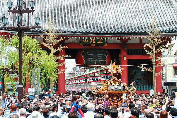 三社祭が有名な「浅草神社」は願い事の万能スポット!?