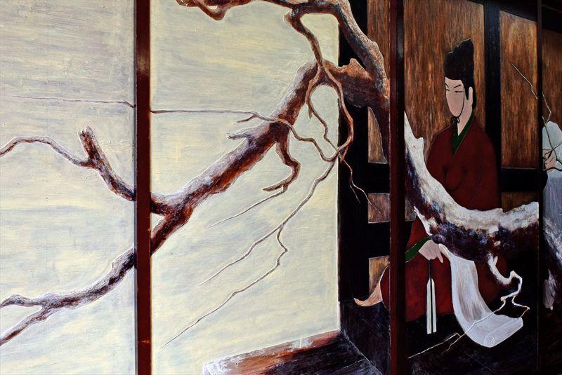 伝統工芸鎌倉彫の義経