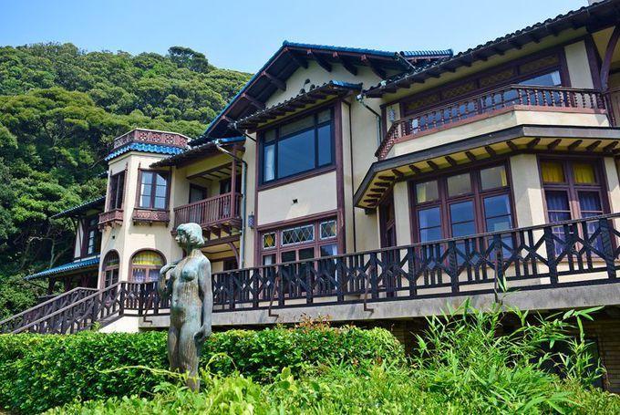 旧前田家別邸(現・鎌倉文学館)