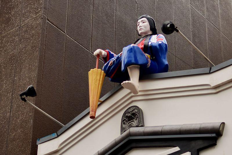江戸の歌舞伎